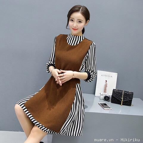 Áo váy thời trang thanh lịch - 18