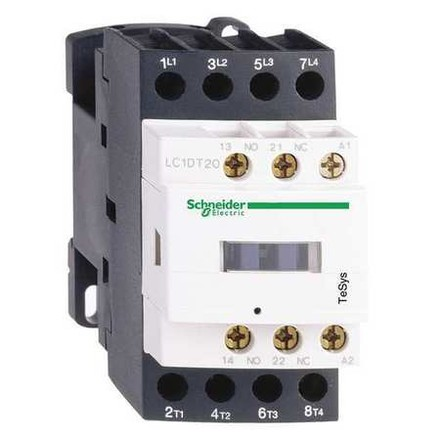Contactor Khởi 55kW 115A 220v LC1D115M7 schneider