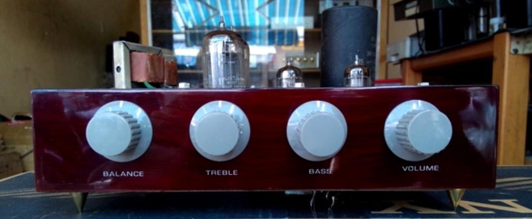 PHILCO single end tube amplifier