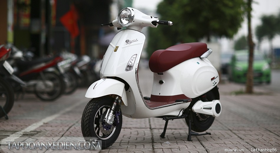 Phân phối xe đạp điện chính hãng Milan II, Giantm133s plus, Xmen yadea