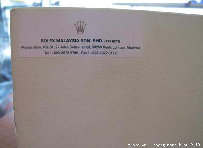 Rolex Malaysia, Longines Thụy Sỹ new fullbox $917 giảm giá còn $295!!! - 14