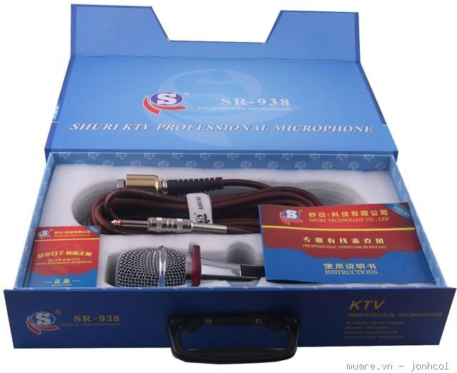Micro hát karaoke cực hay, hát nhẹ, hút âm mạnh, giọng ca chân thực ch - 13