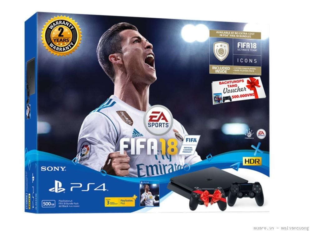 Mua PS4 chính hãng Sony VN Tại Đại Lý BÁCH TÙNG PS với nhiều quà tặng - 1