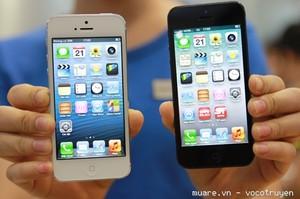 iPhone 5S : giá : 2.550.000đ. Tuần khuyến mại