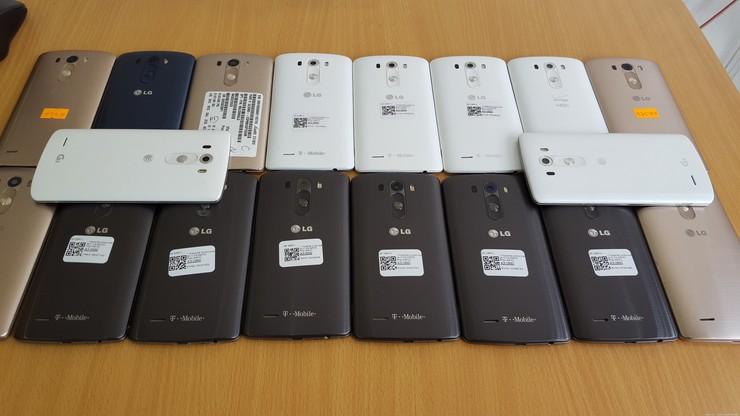 mới về lô hàng LG G3 hàng đẹp âm thầm bán rẻ cho ae giá 2t399k.