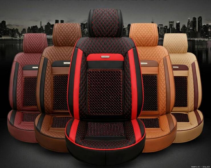 Bọc ghế ô tô, mẫu mới, hàng về liên tục, bọc nhanh, tiện dụng, rẻ và đẹp.