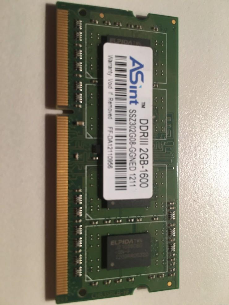 Thanh lý VGA, RAM III laptop 2GB