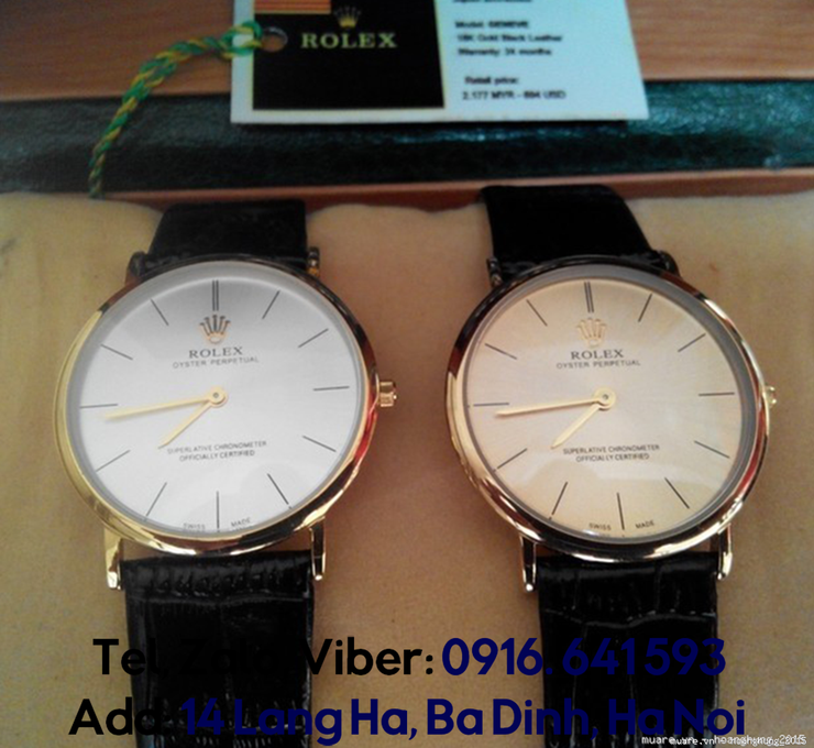 Omega cổ Thụy Sỹ, Omega, Longines, FC, Tag Heuer, Zenith, Hublot, Rolex Malaysia - Page 2 3474948_rolex10