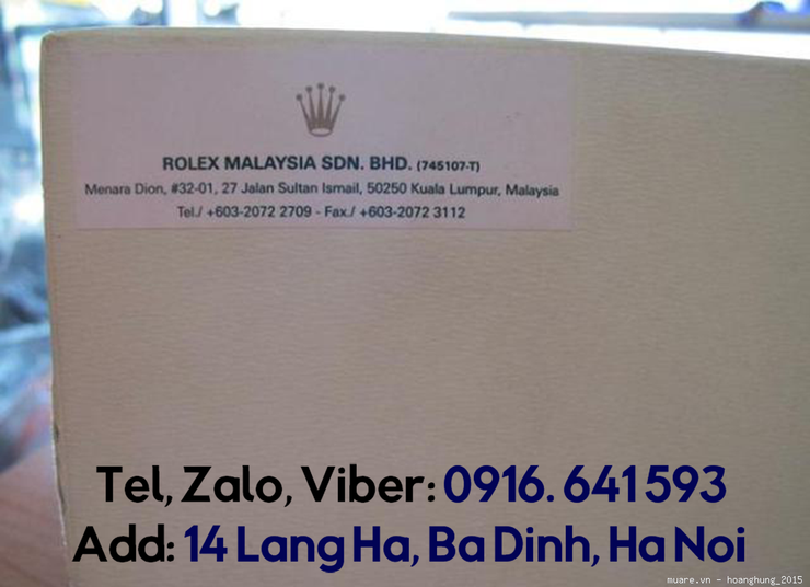 Omega cổ Thụy Sỹ, Omega, Longines, FC, Tag Heuer, Zenith, Hublot, Rolex Malaysia - Page 2 3474953_rolex15
