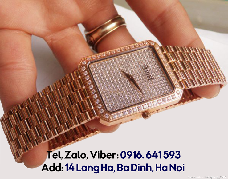 Dho Rolex Michael Kors Piaget Longines Thuy Sy 1134USD giam gia con 325USD