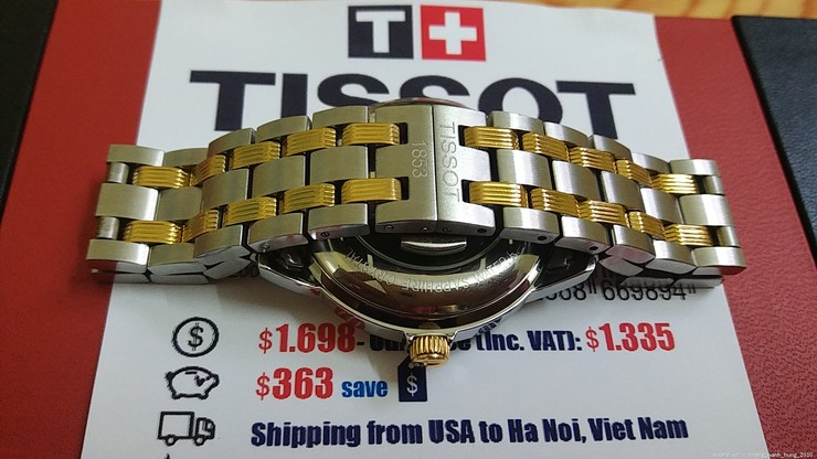 Ban dong ho Rolex Malaysia Omega Longines Piaget Tissot Thuy Sy fullbox 1129USD giam con 295USD