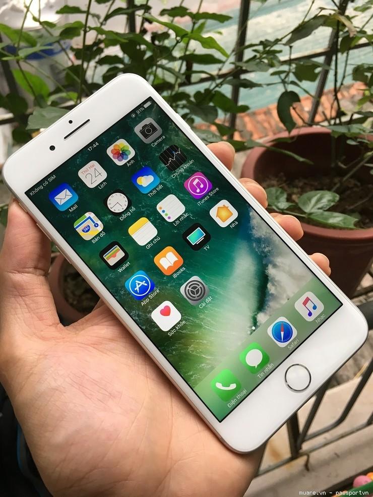 iPhone 7 Plus 128GB Silver bản Quốc tế còn BH 03.2018 Likenew giá tốt