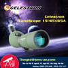 Ống ngắm zoom Celestron 15-45x65A
