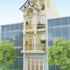 Nhà 4 tầng mới Chưa ở, diện tích 39m2, mặt tiền 3,9m