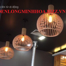 Các loại đèn lồng gỗ thủ công đẹp
