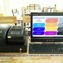 Cung cấp bộ phần mềm quản lý và máy pos bán hàng cho quán gà rán, trà sữa