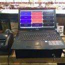 Bộ máy tính tiền cho quầy thu ngân quán cafe giá rẻ