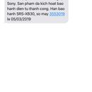 Sony XB30 bluetooth