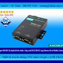 MGate MB3280: 2 port RS232/485/422 to Ethernet Modbus gateways - BKAII
