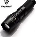 Đèn pin siêu sáng X800 chống nước, chống bụi