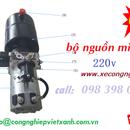 Bộ nguồn thủy lực mini 12V
