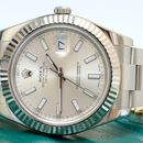 Đồng hồ Rolex Date Just II 116334 mặt tia trắng size 41mm