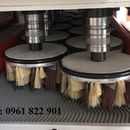 Máy chà nhám ứng dụng trong ngành gỗ, kim loại