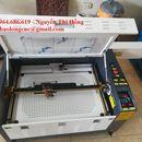 Máy laser 6040 khắc quà tặng, máy laser khắc con dấu