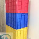Chuyên phân phối BỘ thùng nhựa đặc HS026 (8TĐẶC) Phú Hòa An.