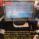 Lắp đặt combo thiết bị tính tiền với máy Pos ARS 605 tích hợp in bill cho quán café tại Hải Phòng