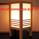 Sản xuất đèn lồng gỗ thủ công tại việt nam