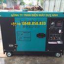 Máy phát điện bamboo bmb9800 chạy dầu công suất 8kw