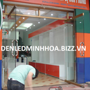 Thiết kế sản xuất nội thất cửa hàng tại hà nội