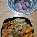 Bếp nướng âm bàn, bếp nướng thịt ngoài trời chất liệu inox cao cấp