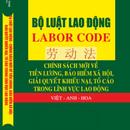 luật lao động tiếng Hoa 2019