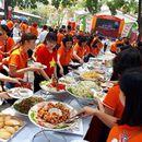 Hoa Sen - Cho thuê trang thiết bị làm hội chợ quê, hội làng 2019