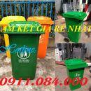 Địa chỉ bán thùng rác nhựa Sài Gòn 240L giá rẻ tại An Giang 0911.084.000 Ms Ngọc