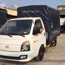 Xe tải hyundai h150 porter 1.5 tấn thùng bạt