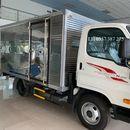 Xe tải N250SL Thành Công thùng kín thùng dài 4m3