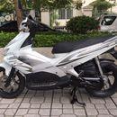 Bán xe Honda Air Blade màu trắng.6 nan.biển 30L5-8331