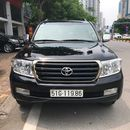 Land Cruiser GXR 2008 đen