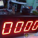 Bộ đếm sản phẩm 4 số led - Cảm biến kim loại SN04-N NPN