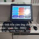 Bán máy tính tiền nguyên bộ cho quán ăn, quán nhậu tại Hà Nội
