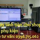 Bán thiết bị tính tiền giá rẻ cho Shop Mỹ Phẩm tại Hà Nội