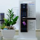 Khóa điện tử Aritek AR-B102 (Vân tay, Mật khẩu, Thẻ RFID, Chìa khóa cơ, (Bluetooth / WIFI / APP)