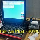 Bán máy tính tiền nguyên bộ cho quán TRÀ SỮA tại Hà Nội