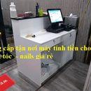 Bán máy tính tiền nguyên bộ cho Salon Tóc tại Hà Nội