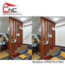 1000 mẫu lam gỗ cầu thang trang trí cnc