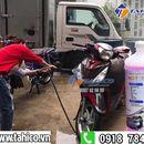 Dung dịch rửa xe bọt tuyết Ventek chai 1 lít