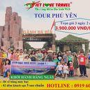 Tour Phú Yên - Vịnh Vũng Rô - Gành Đá Đĩa